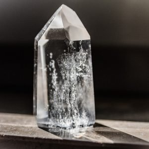 crystal, rock crystal, mineral
